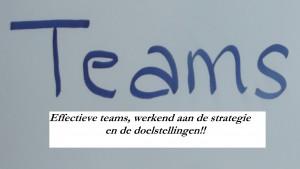 effectieve teams